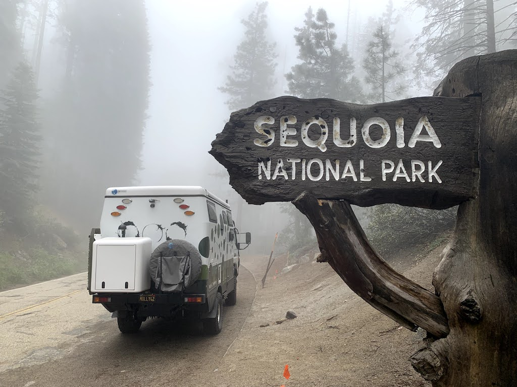 Finally – Kings Canyon and Sequoia National Parks